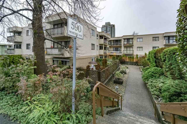 205 590 WHITING WAY - Coquitlam West Apartment/Condo for sale, 1 Bedroom (R2237154) #1